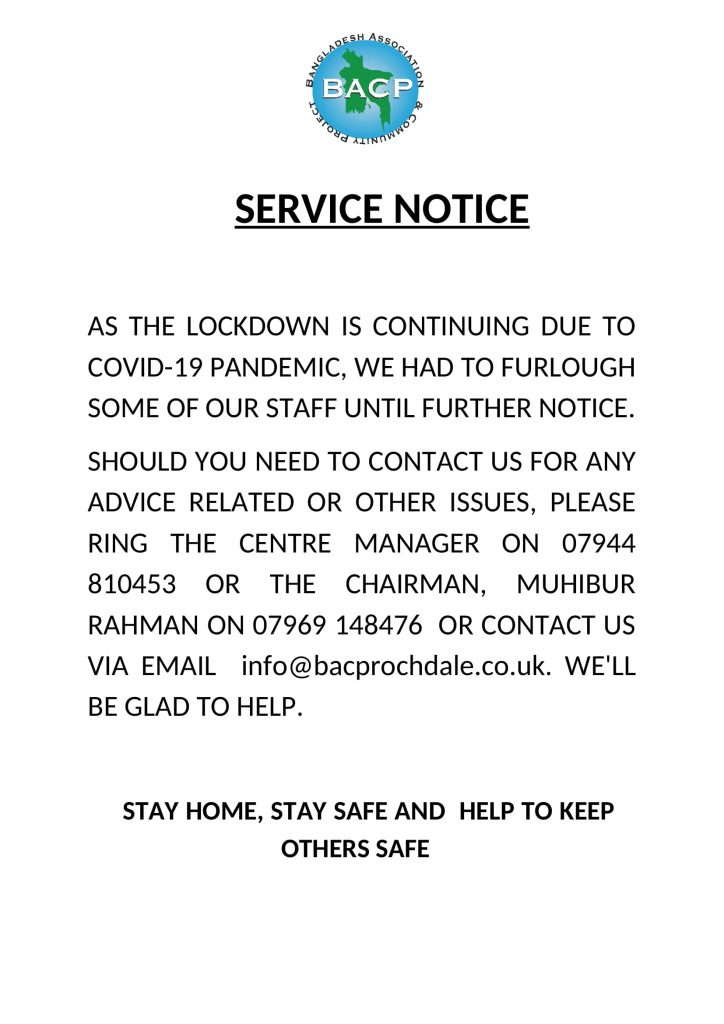 COVID-19 - How you can contact us during lockdown-1