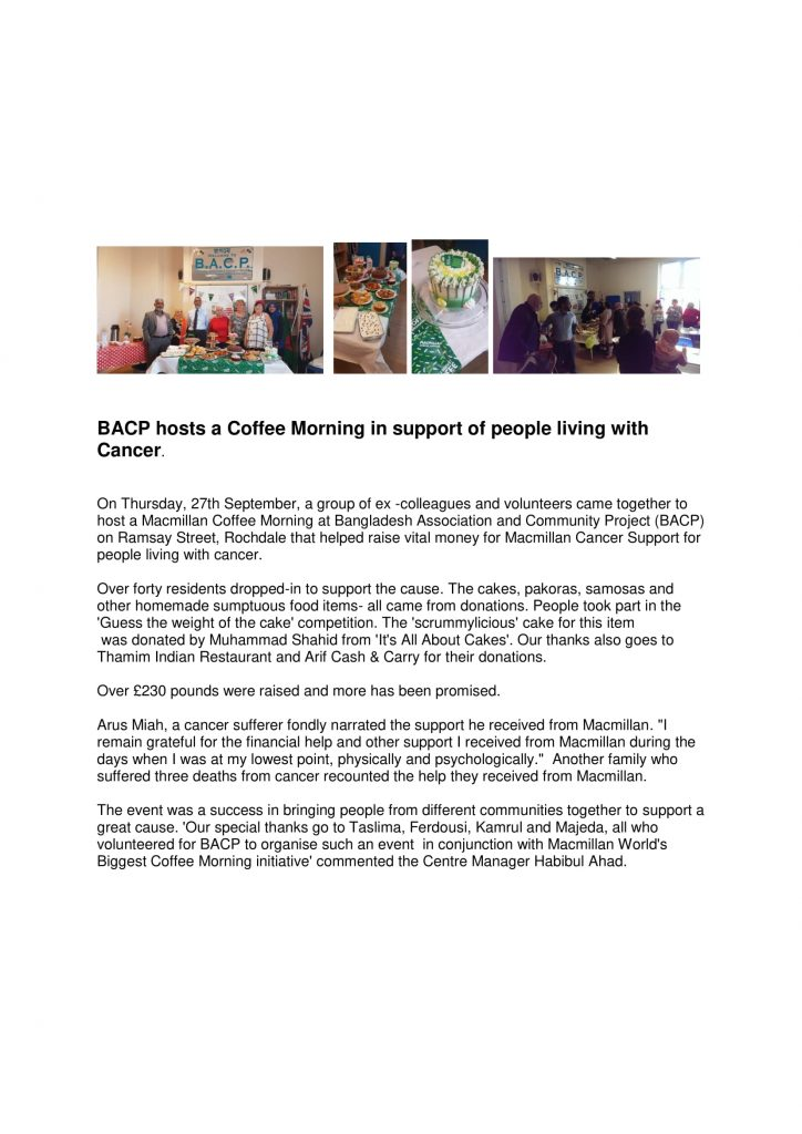 Coffee Morning in support of people living with Cancer-converted-1