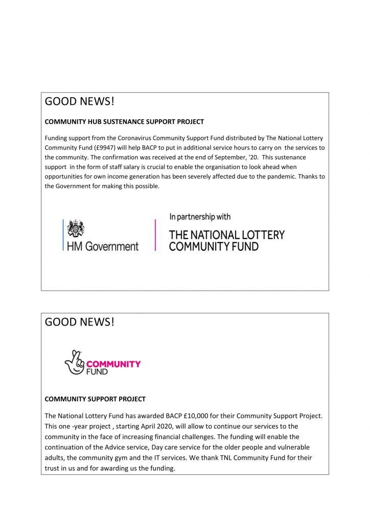 Good News - Comm Supp Proj Funding-converted-1